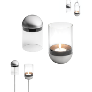Gravity candle multifonctions